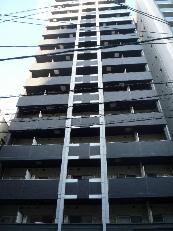 クリスタルグランツ心斎橋EAST 1K/10階の外観