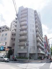 アビタシオン葛西 2DK/10階の外観