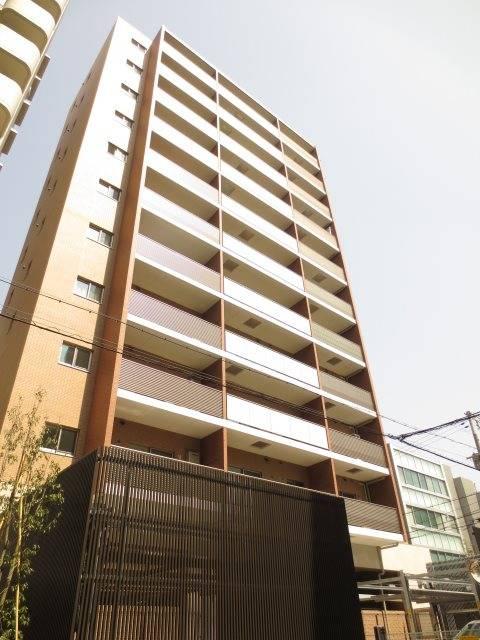 サニープレイス新梅田 1LDK/11階の外観