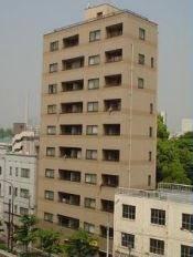 ルミエール広尾 1R/8階の外観