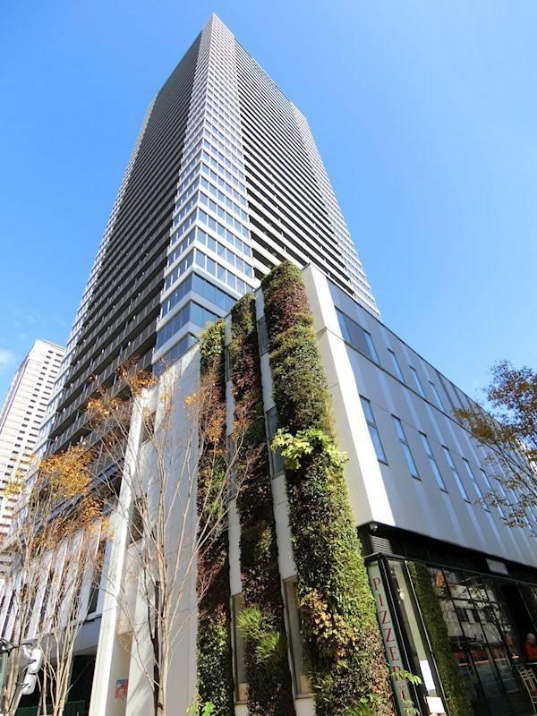 グランドメゾン新梅田タワー 1LDK/6階の外観