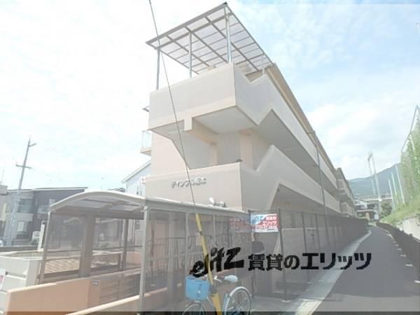 ディンプル阪本 1LDK/2階の外観