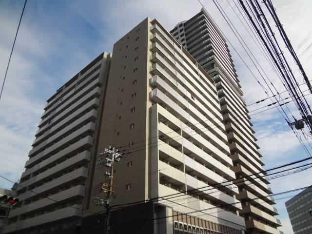 レジディア神戸磯上 1R/11階の外観 レジディア神戸磯上