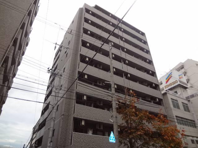 エスリード三宮第2 1K/3階の外観 エスリード三宮第2