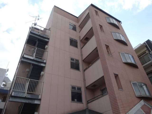 ヴィラ神戸III 1K/2階の外観 ヴィラ神戸Ⅲ