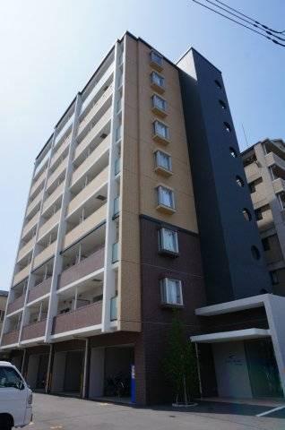 サンビーム東比恵 1LDK/4階の外観