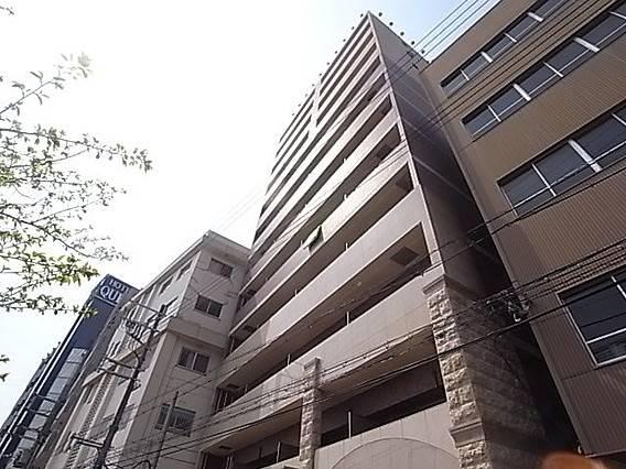 エスライズ新神戸 1R/9階の外観