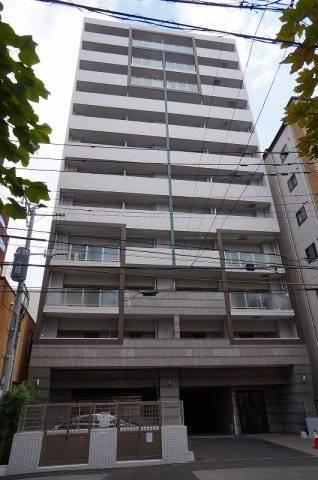 グランフォーレラグゼ博多 1LDK/2階の外観