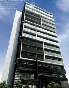 プレサンスOSAKADOMECITYスクエア 1K/4階の外観