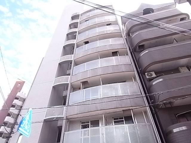 ヴァル浜崎通り 1K/7階の外観 きれいな外観です