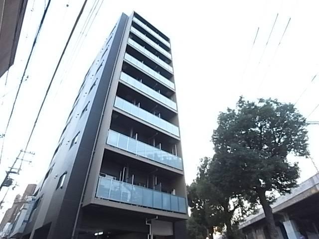 JPレジデンス神戸 1K/7階の外観 落ち着いた雰囲気の外観です