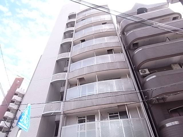 ヴァル浜崎通り 1K/2階の外観 きれいな外観です