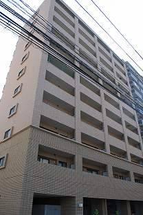 クリエート平尾駅前 1LDK/7階の外観 外観は落ち着いています