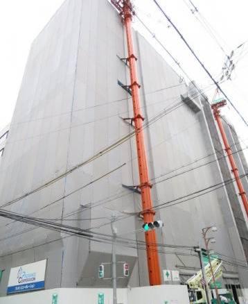スプランディッド難波元町 1LDK/13階の外観