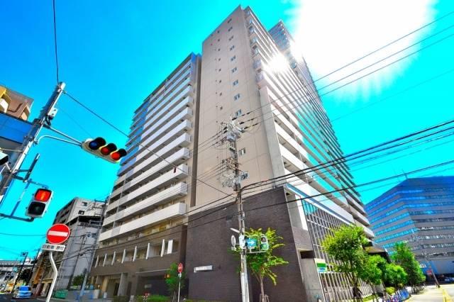 レジディア神戸磯上 1DK/10階の外観