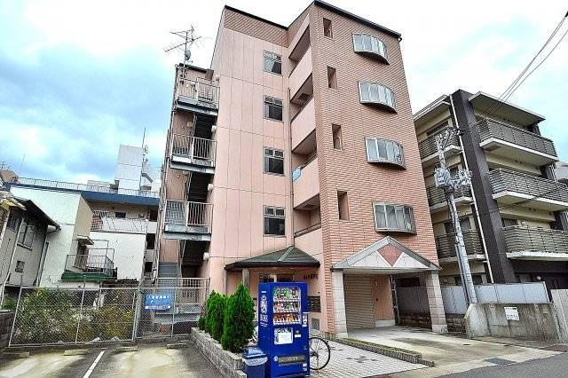 ヴィラ神戸3 1K/3階の外観