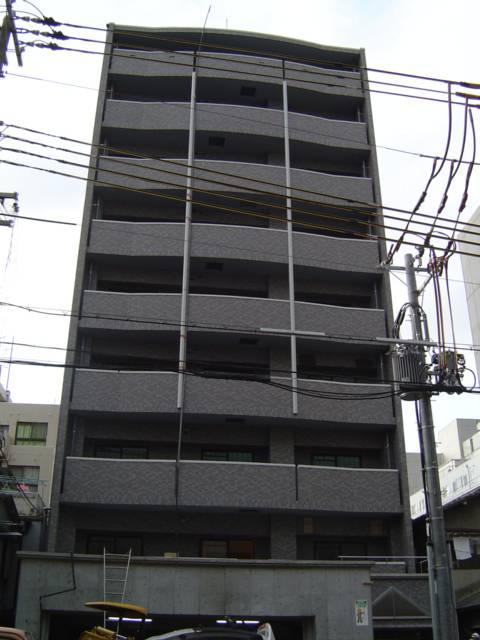キリンパークサイド 1DK/5階の外観