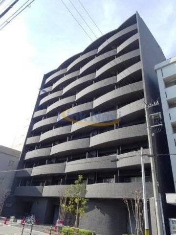 ノインツェーン・エルフ 1K/2階の外観