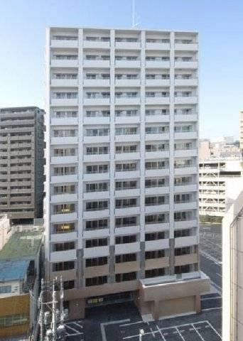 サヴォイ グランデヴィル 1LDK/4階の外観 外観です