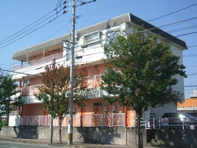 竹野屋ビル 1K/3階の外観 物件の外観です