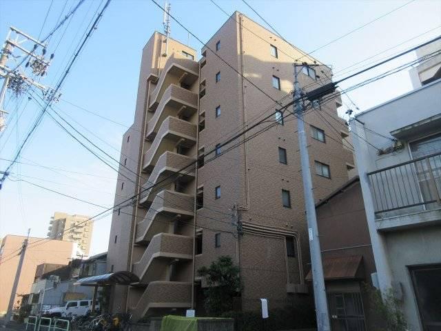 シャンポール大須 1K/5階の外観 シャンポール大須