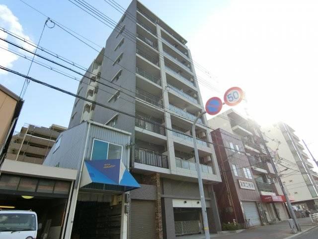 ロイスグラン神戸下沢通 1K/2階の外観