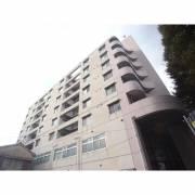 三共ビル 1DK/6階の外観 おしゃれな外観です