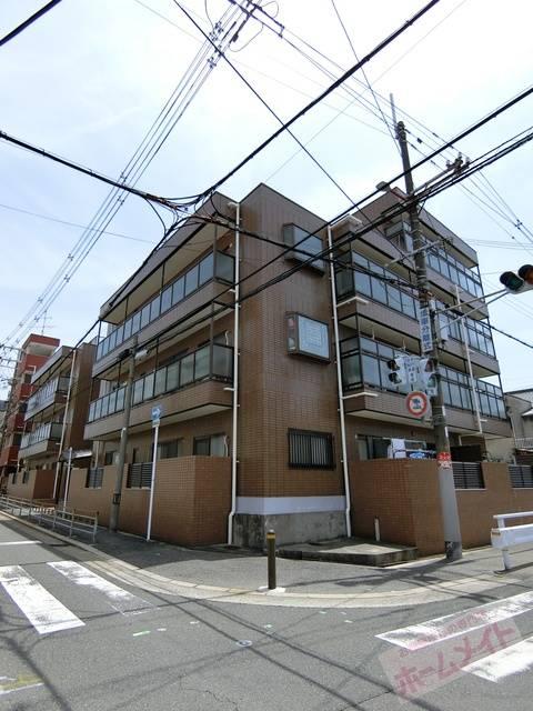 オリオノハイムII 3LDK/3階の外観