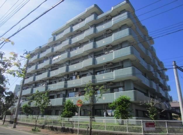 カーサベルデ 2LDK/3階の外観 2016年7月撮影