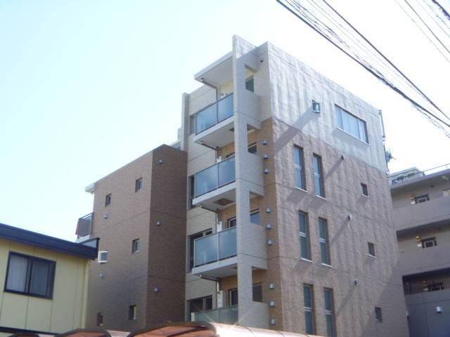 アウルK 1LDK/3階の外観 ★5階建てオートロック付きマンション★