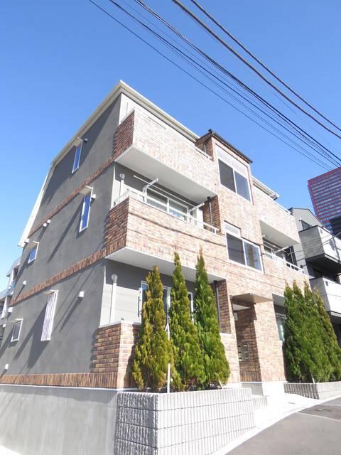 三田台ハウス 1R/1階の外観 外観写真です♪