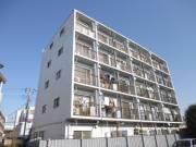 豊玉三功ハイツ 1K/2階の外観 ★都心へのアクセス良好! 全室バス・トイレ別★