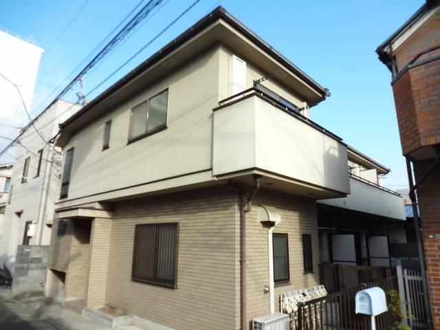 パルナシウス 1K/1階の外観 ★「駒沢大学駅」徒歩9分★