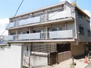 ベルグランデ白金 1R/3階の外観 ★閑静な住宅街に佇むオートロックマンション♪