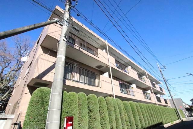 プロシード 武蔵野 2LDK/3階の外観 ★日当たり良好な全戸南向きのマンション★