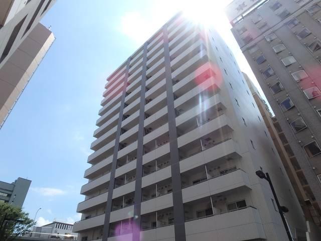 LLENAR NEW YOKOHAMA 3LDK/6階の外観 オートロック・宅配BOX付★高級感漂う、設備充実の高層賃貸マンション!