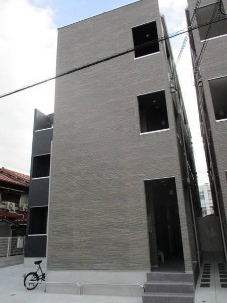 ハルカス今川 1LDK/2階の外観