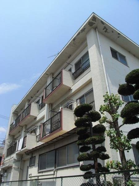 江川ビル 2DK/3階の外観