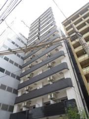 フォレストガーデン今福鶴見4 1K/14階の外観