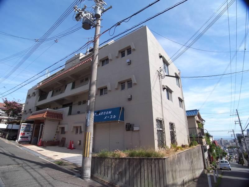 ヴィラ高取山 2DK/4階の外観