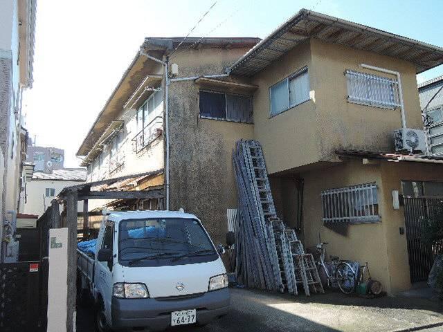 大井町線尾山台駅より徒歩5分 1K/2階の外観