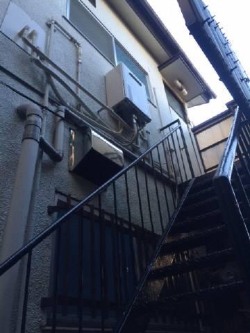 池上線雪が谷大塚駅より徒歩10分 1DK/2階の外観