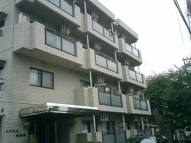 小田急線成城学園前駅より徒歩12分 3DK/4階の外観