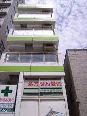都営三田線白金台駅より徒歩1分 1K/4階の外観