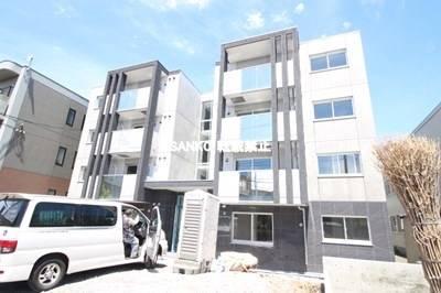 West Villetta 2LDK/3階の外観