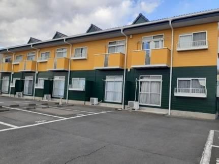 エルディム山口 2DK/2階の外観