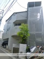 プラージュ白金台 1K/1階の外観