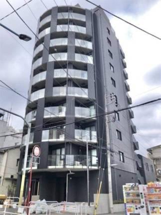 ZOOM新宿夏目坂 1K/4階の外観