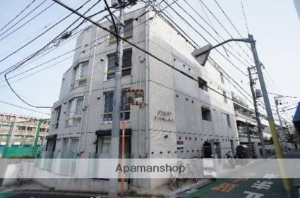 ZESTY東新宿 1R/1階の外観