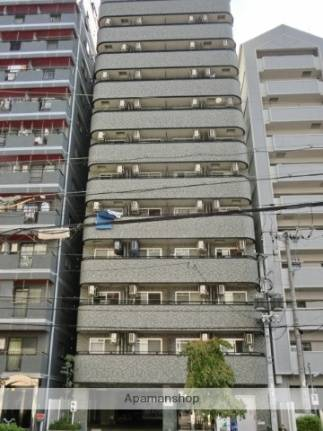 アーデン新大阪 1K/2階の外観